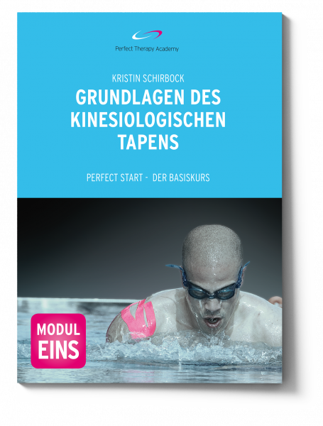 """Lehrbuch """"Grundlagen des Kinesiologischen Tapens.Der Basiskurs"""""""