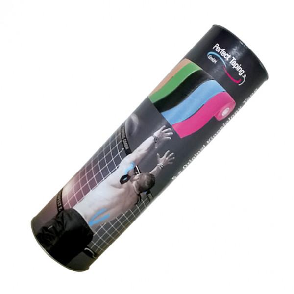 Kaseki Tape Tube (6 Rollen Tape in 6 Farben)