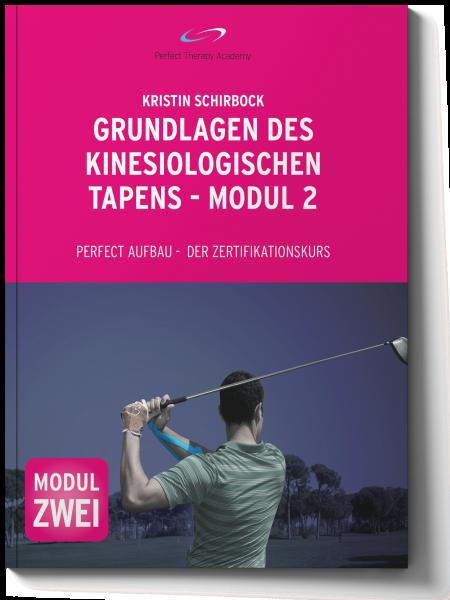 """Lehrbuch """"Grundlagen des kinesiologischen Tapens. Der Zertifikationskurs"""""""