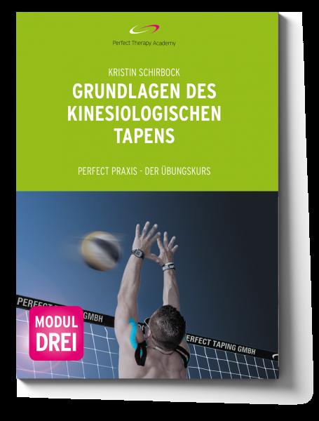 """Lehrbuch """"Grundlagen des Kinesiologischen Tapens.Der Praxiskurs"""""""